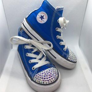 Jeweled Converse